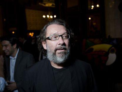 O advogado mineiro Antonio Carlos de Almeida Castro, conhecido como Kakay, em 2012.