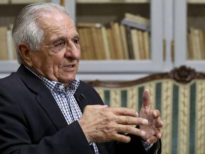 Malaca Casteleiro, um dos autores do Acordo Ortográfico de 1990