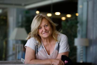Joaquina García del Moral, professora aposentada de 66 anos e com Alzheimer diagnosticado, recebeu o fármaco experimental aducanumab.