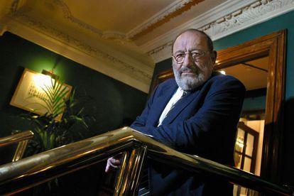Umberto Eco, em uma foto de arquivo.