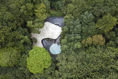 Casa das Canoas, de Oscar Niemeyer.