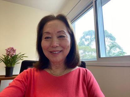Professora Lily Yin Weckx, coordenadora do CRIE-Unifesp