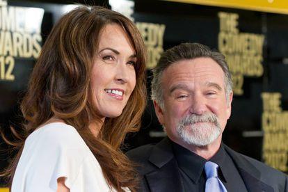 Desde a morte de Robin Williams, sua viúva, Susan Schneider Williams, promove ações de conscientização sobre a demência com corpos de Lewy.