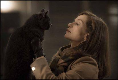 Isabelle Huppertem 'Elle'