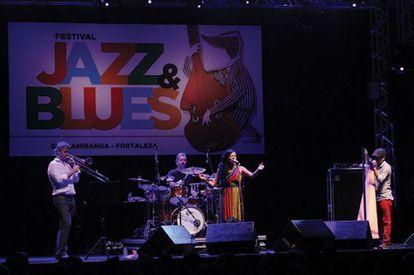 Apresentação do ano passado do Festival Jazz & Blues.