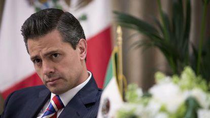 O presidente mexicano, Enrique Peña Nieto./ Jason Alden (Bloomberg)
