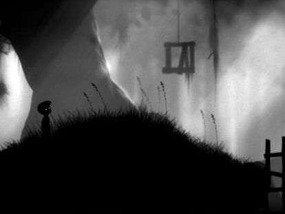 Imagem do 'indie' 'Limbo', que vendeu mais de 3 milhões de unidades.