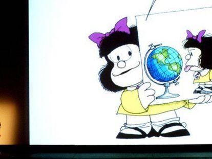 12 tirinhas de Mafalda sobre o meio ambiente