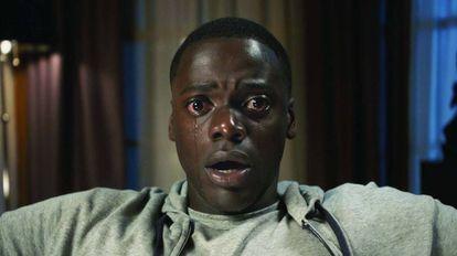 Daniel Kaluuya, em uma imagem de 'Corra!'.