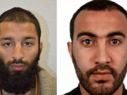 Dois dos terroristas de Londres tinham sido investigados pela polícia