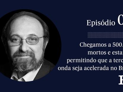 Clique acima para ouvir o nono episódio de 'Diário do Front'.