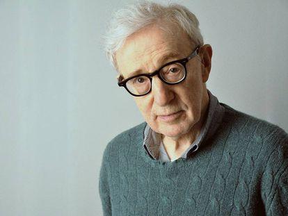 O diretor Woody Allen.