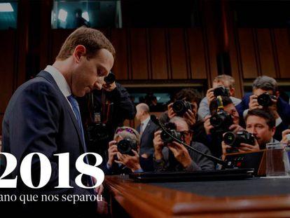 2018, o ano que nos separou