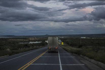 Rodovia de Gómez Palacio, Durango.
