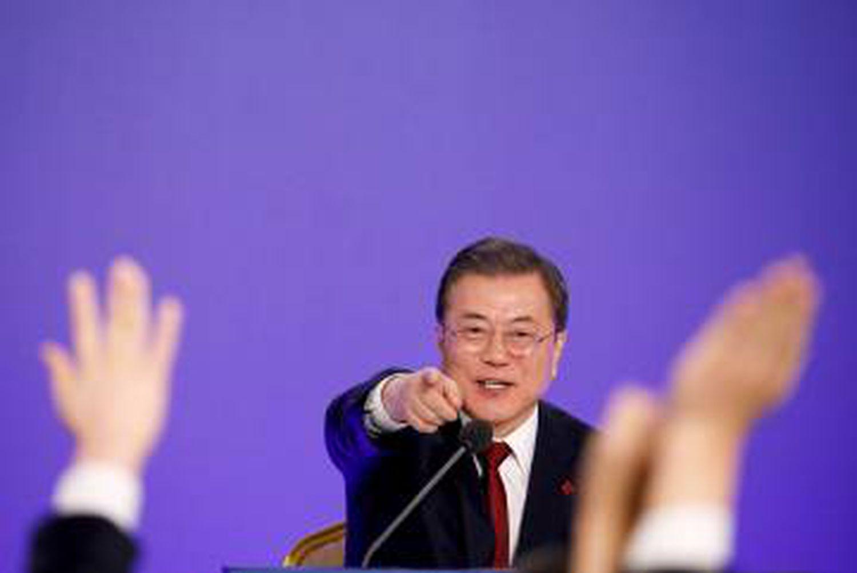 O presidente sul-coreano, Moon Jae-In, exerceu uma gestão eficaz apesar da proximidade com a China.