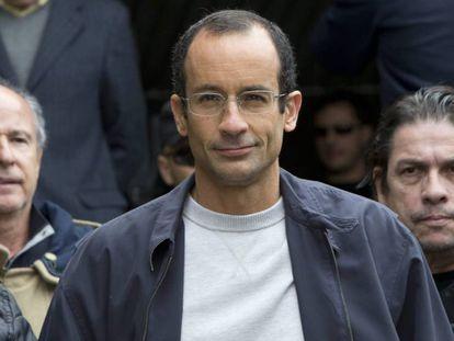 O empresário Marcelo Odebrecht.