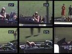 CULTURA 27.   En la imagen, una secuencia de la filmación del asesinato de John Kennedy el 22 de noviembre de 1963. foto. Abraham zapruder
