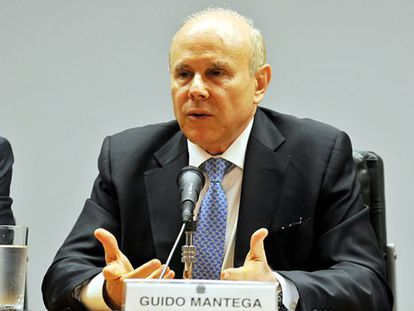 Guido Mantega, ministro da Fazenda do Brasil