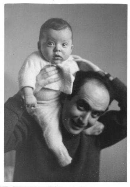 Vladimir Herzog e o filho, Ivo