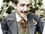 Marcel Proust, em 1891-1892.