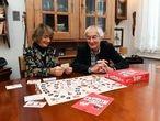 Kapital, el juego de mesa de la lucha de clases. Se trata de sacar un retrato a los sociólogos Michel y Monique Pinçon-Charlot con el juego de mesa que han creado. Eric Hadj