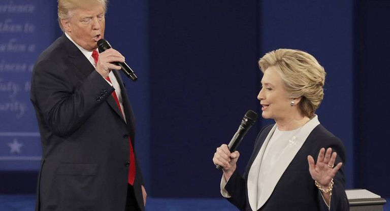 Ao ver esta imagem, muitos pensaram em um dueto musical.