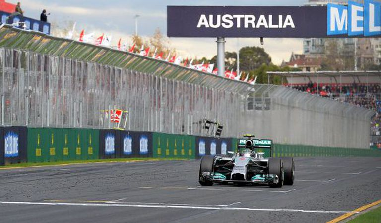 Rosberg, durante a carreira.