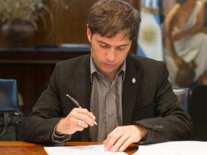 A Repsol e o Governo da Argentina assinam o acordo da YPF