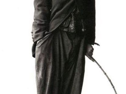 "Chaplin, um marido ""cruel"""