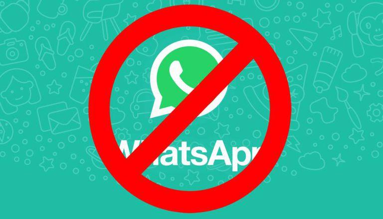Os bloqueios temporários no WhatsApp costumam durar 24 horas, mas, se a suspensão for permanente, a conta desaparecerá para sempre depois três dias.