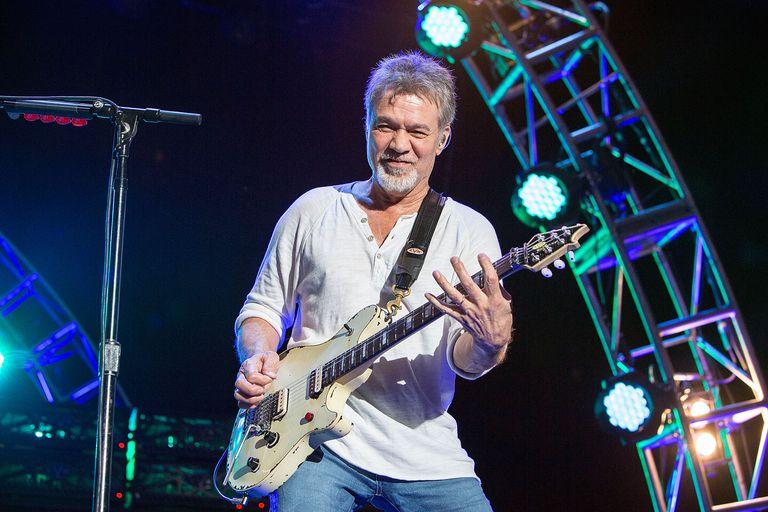 Morre o guitarrista Eddie Van Halen aos 65 anos   Cultura   EL PAÍS Brasil