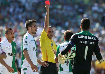 Marco Ferreira foi escolhido para apitar a final da Copa em Portugal.