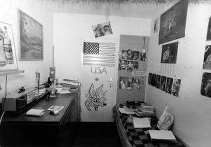 Os agentes registravam os quartos dos jovens para analisar o grau de simpatia pró-ocidente.