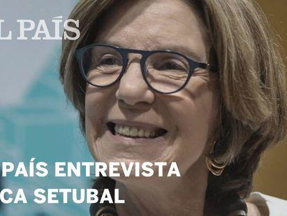EL PAÍS entrevista ao vivo a educadora Neca Setubal. Assista agora