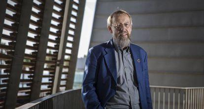 Kurt Straif, ex-diretor do programa de relatórios do IARC, a Agência Internacional de Pesquisas sobre o Câncer.