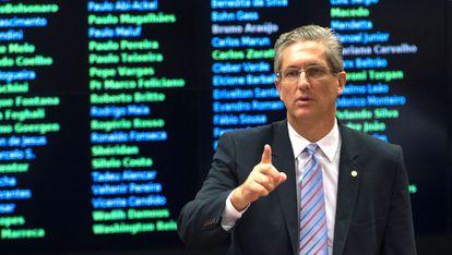 O deputado Rogério Rosso.