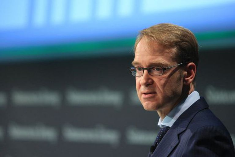 Jens Weidmann, presidente do Bundesbank.