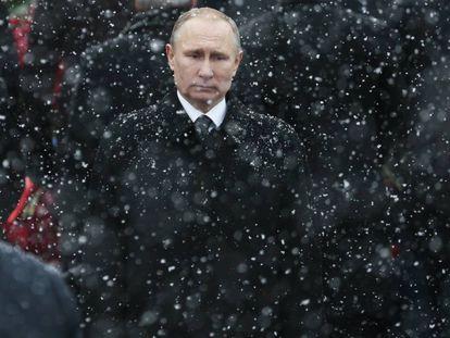 O presidente russo Vladimir Putin