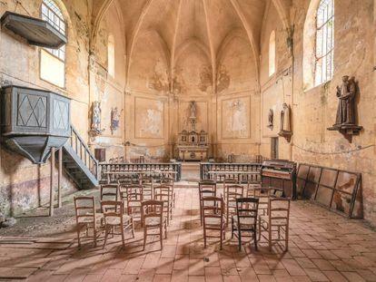O vazio poético de 10 igrejas abandonadas pelo mundo