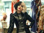 Emma Stone, en 'Cruella'.