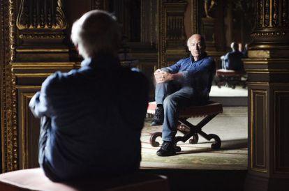 O escritor, em uma imagem de 2008.