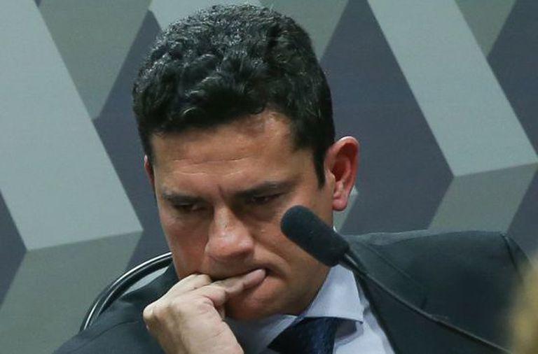 O juiz federal Sérgio Moro.