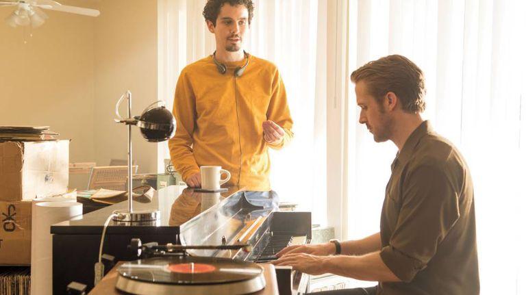 Damien Chazelle dirige Ryan Gosling