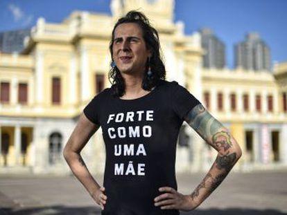 Celebrada por votação expressiva, ela saiu do PSOL acusando o partido de transfobia