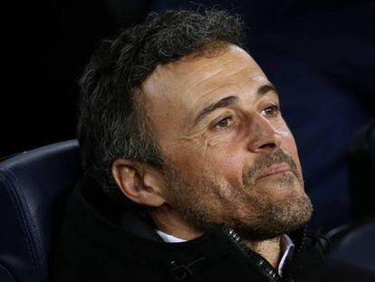 Luis Enrique, novo técnico da Espanha.