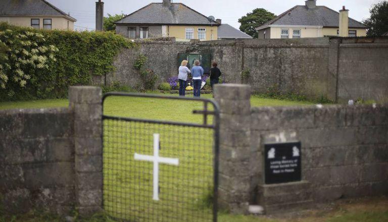 O antigo orfanato católico de Tuam, no Condado de Galway, em 2014.