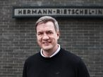 Martin Kriegel, director del Instituto Hermann Rietschel de la Universidad Técnica de Berlín.