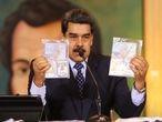 06/05/2020 El presidente de Venezuela, Nicolás Maduro POLITICA INTERNACIONAL Marcelo Garcia/Prensa Miraflores / DPA