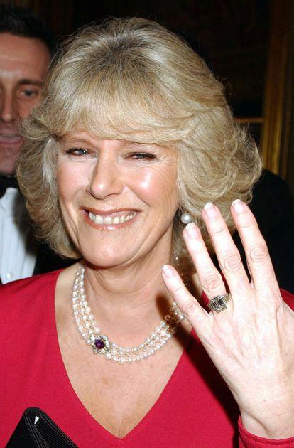 Camilla Parker Bowles, em foto de 2005, passou por cirurgias para embelezar os dentes e melhorar sua imagem pública, de acordo com várias colunas sociais britânicas.
