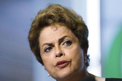 A presidenta Dilma durante evento no dia 1, nos EUA.